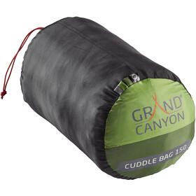 Grand Canyon Cuddle Bag 150 Sleeping Bag Kinder green